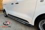 Vauxhall Grandland X 2017 on Side Steps SILVER Sapphire V2 Edition