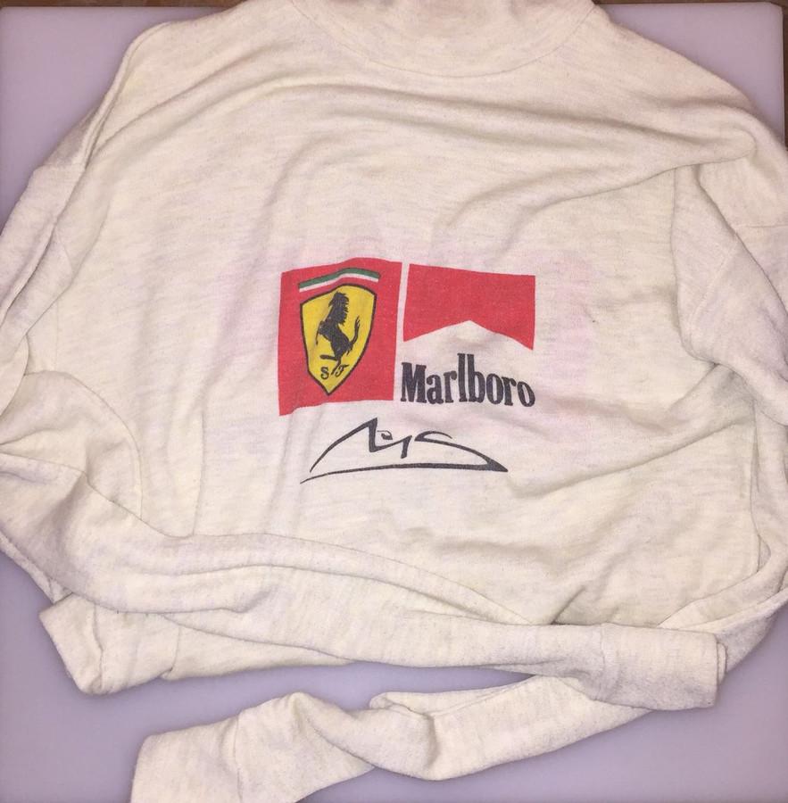 Michael Schumacher Race Used Nomex Top - 5