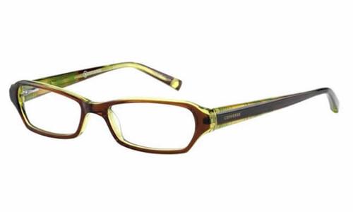Converse Designer Eyeglasses Disrupt in Brown :: Rx Bi-Focal