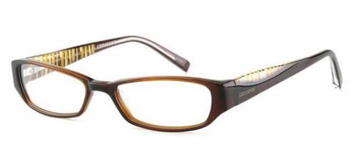 Converse Designer Eyeglasses Good Find AF in Brown :: Rx Bi-Focal