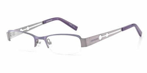 Converse Designer Eyeglasses I'm Telling in Lavender :: Rx Bi-Focal
