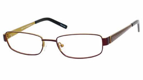 Dale Earnhardt, Jr. 6787 Designer Eyeglasses in Plum & Lime :: Progressive