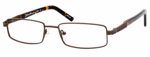 Eddie Bauer 8224 Designer Eyeglasses in Brown :: Rx Bi-Focal