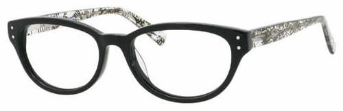 Ernest Hemingway Eyewear Collection 4656 in Black :: Rx Bi-Focal