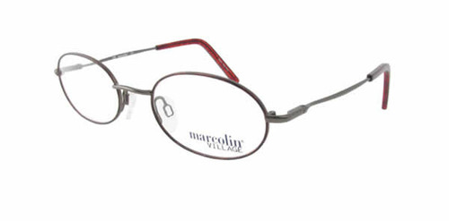 Marcolin Designer Eyeglasses 6715 47 mm in Aged-Bronze :: Progressive