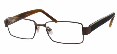 Woolrich Designer Eyeglasses 7821 in Brown :: Rx Bi-Focal