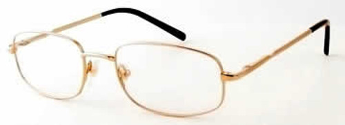Woolrich Designer Eyeglasses 7872 in Gold :: Rx Bi-Focal