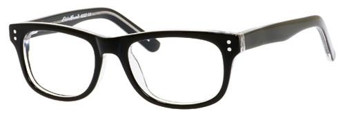 Eddie Bauer Eyeglasses Small Kids Size 8327 in Black-Crystal :: Custom Left & Right Lens