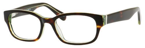 Eddie Bauer Eyeglasses Small Kids Size 8328 in Tortoise Tea :: Rx Bi-Focal