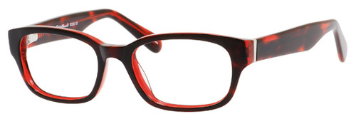 Eddie Bauer Reading Glasses Small Kids Size 8328 in Burgundy