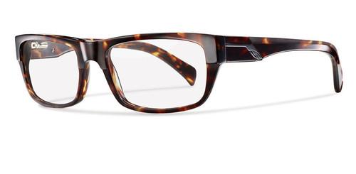 Smith Optics Designer Optical Eyewear Drifter in Havana :: Custom Left & Right Lens