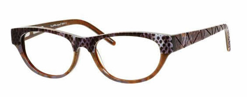 Ernest Hemingway Eyeglass Collection 4654 in Grey Snake :: Rx Bi-Focal