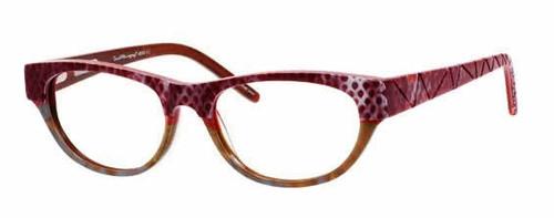Ernest Hemingway Eyeglass Collection 4654 in Rose Snake :: Rx Bi-Focal