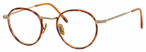 Ernest Hemingway Eyeglass Collection 4681 in Gold-Blonde :: Rx Bi-Focal
