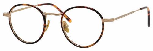 Ernest Hemingway Eyeglass Collection 4681 in Gold-Tortoise
