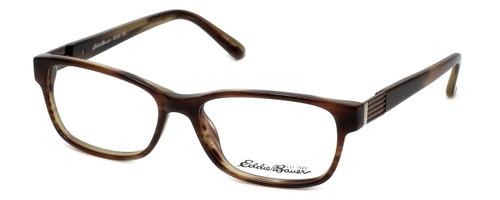 Eddie Bauer EB8315 Designer Eyeglasses in Brown-Shell :: Rx Single Vision
