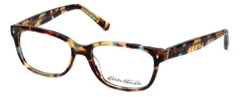 Eddie Bauer EB8391 Designer Eyeglasses in Light-Tortoise :: Rx Single Vision