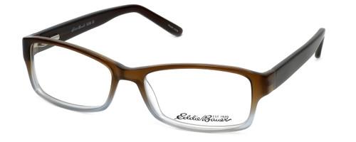 Eddie Bauer EB8288 Designer Eyeglasses in Brown-Smoke :: Rx Bi-Focal