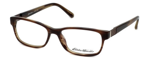 Eddie Bauer EB8315 Designer Eyeglasses in Brown-Shell :: Rx Bi-Focal