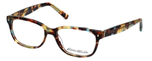 Eddie Bauer EB8391 Designer Eyeglasses in Light-Tortoise :: Rx Bi-Focal