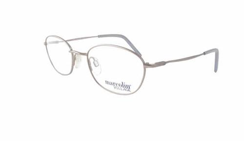 Marcolin Designer Eyeglasses 6716 47 mm in Silver :: Rx Single Vision