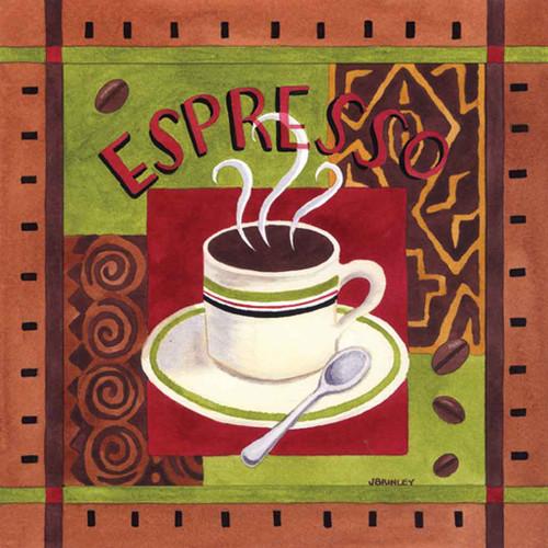 Espresso 240-25a-5 Artwork Micro Fiber Cleaning Cloth