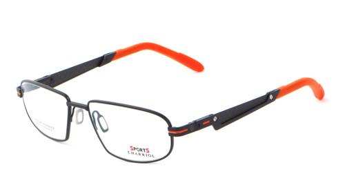 Sports Charriol Optical Swiss Designer Eyeglasses 23010-C4 :: Rx Single Vision