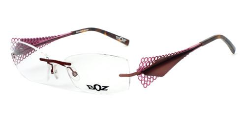 BOZ Optical Swiss Designer Eyeglasses :: Nocturne (9580) :: Custom Left & Right Lens
