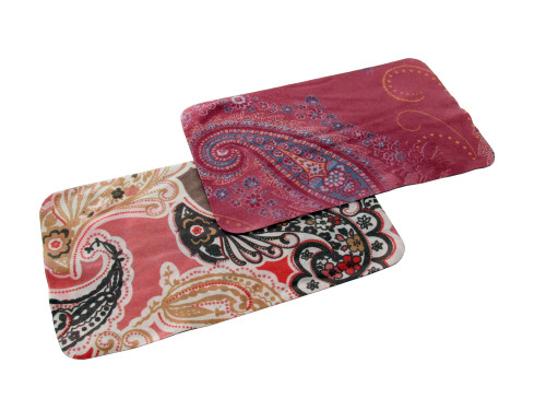 Cashmere Print High Quality Cleaning Cloth