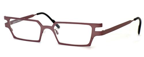 Harry Lary's French Optical Eyewear Chicky Eyeglasses in Pink (443) :: Progressive