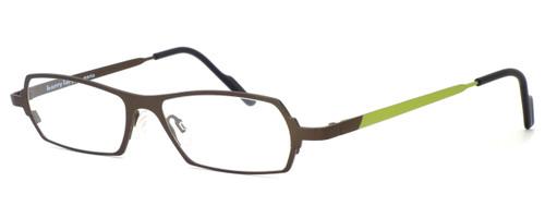 Harry Lary's French Optical Eyewear Mixxxy Eyeglasses in Brown (873) :: Progressive