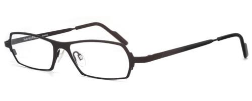Harry Lary's French Optical Eyewear Mixxxy Eyeglasses in Matte Black (101) :: Progressive
