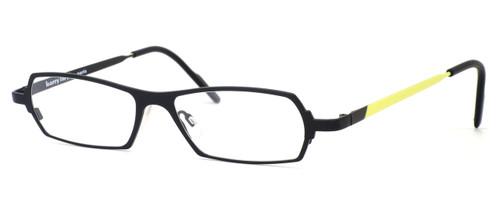 Harry Lary's French Optical Eyewear Mixxxy Eyeglasses in Black (B04) :: Rx Bi-Focal