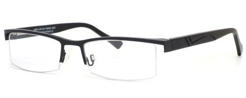 Harry Lary's French Optical Eyewear Kingdom in Black (101) :: Rx Single Vision