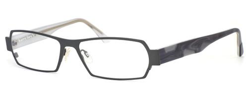 Harry Lary's French Optical Eyewear Tiranny in Gunmetal Grey (329) :: Progressive