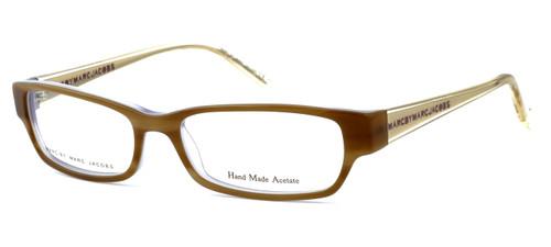 Marc by Marc Jacobs Designer Eyeglass Collection 453 in Havana & Gold (0P0J)