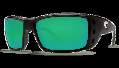 Black & Green Mirror Lens