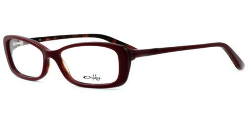Oakley Optical Eyeglass Collection Cross Court 1071 in Pink Tortoise (0753) :: Rx Bi-Focal