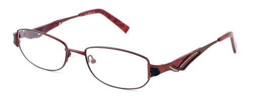 Calabria Designer Eyeglasses 824 Lavender :: Custom Left & Right Lens