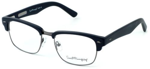 Ernest Hemingway Eyewear Collection 4629 in Matte Black & Gunmetal