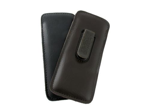 Mens Half Slip w/ Clip Soft Eyeglass Case