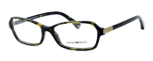 Emporio Armani Designer Eyeglasses EA3009-5026 54mm in Tortoise :: Progressive