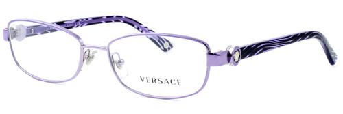 Versace 1186B-1012 Designer Eyeglasses in Violet :: Progressive