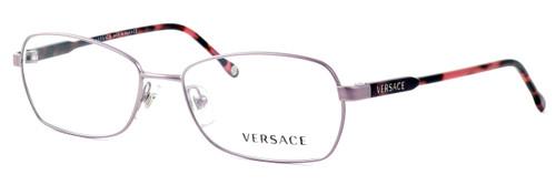 Versace 1192-1299 54mm Designer Eyeglasses in Pink :: Progressive
