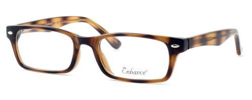 Enhance Optical Designer Eyeglasses 3928 in Tortoise :: Custom Left & Right Lens