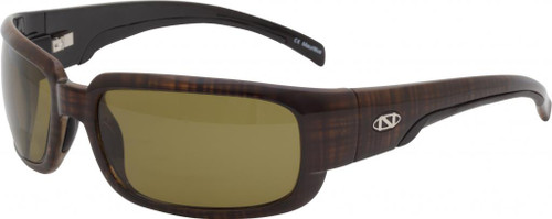 Ono's™™ Polarized Sunglasses: Loon in Brown & Amber