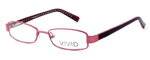 Calabria Viv Kids 117 Designer Reading Glasses in Wine