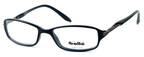 Bollé Designer Reading Glasses Elysee in Shiny Black 70130 52mm