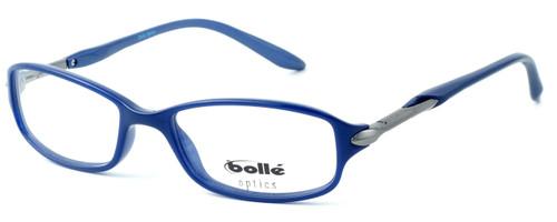 Bollé Designer Eyeglasses Elysee in Opaque Blue 70218 50mm :: Rx Single Vision