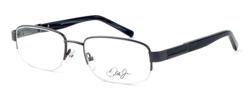 Dale Earnhardt, Jr. Eyeglass Collection 6794 in Gunmetal :: Custom Left & Right Lens